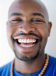 guy with a great smile